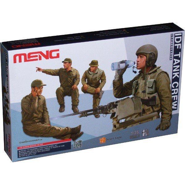 MENG IDF Tank Crew