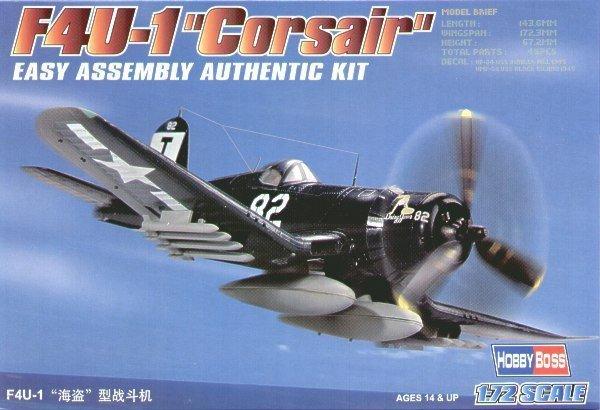 HOBBY BOSS F4U-1 Corsair