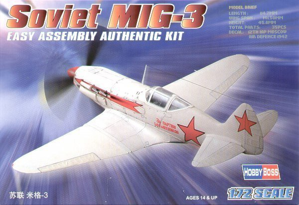 HOBBY BOSS MiG-3