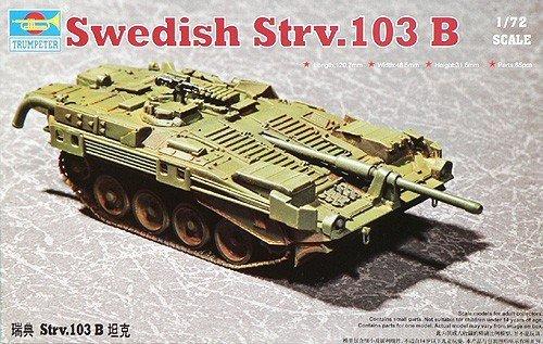 Swedish STRV.103 B Tank