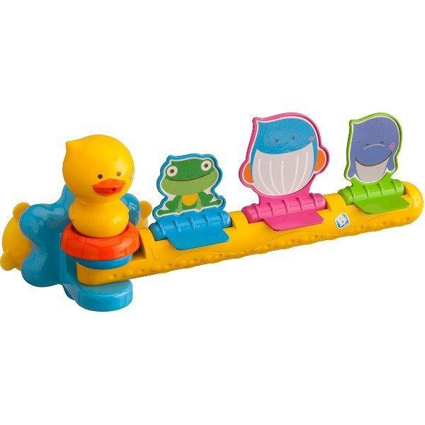 Gra kąpielowa ze zwierzątkami