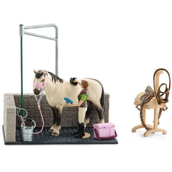 Myjnia dla konia