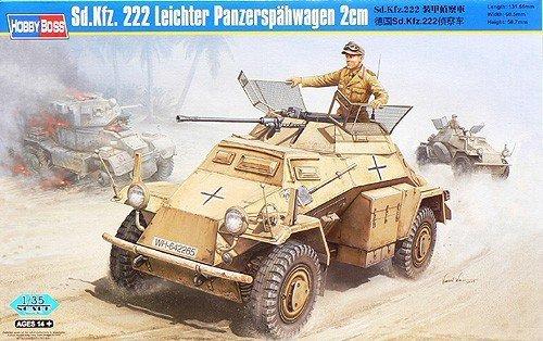 HOBBY BOSS Sd.Kfz.222 Leichter