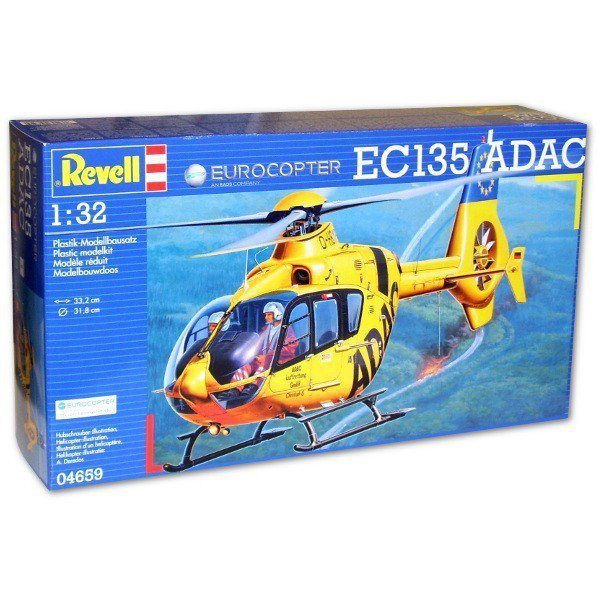 REVELL Samolot Eurocopter EC135