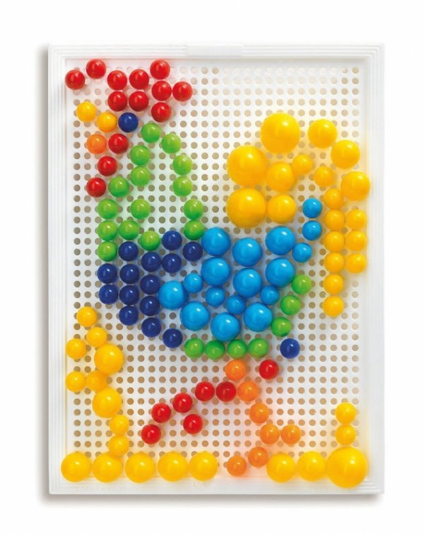 Fantacolor Mozaika 160 elementów