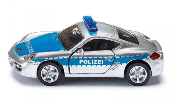 Porsche policja