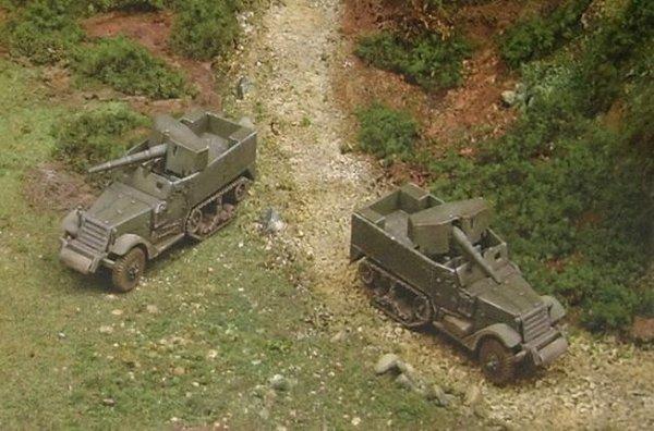 M3 75mm Half Track