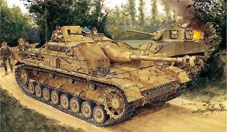 DRAGON Sd.Kfz.162 Sturmg eschütz IV
