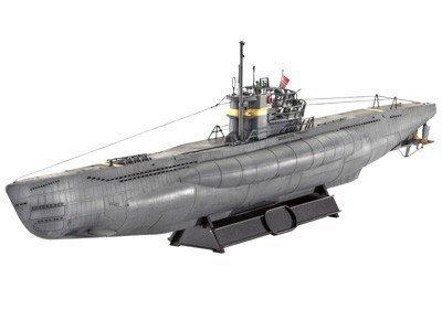 Model plastikowy German Submarine TYPE VII C/41