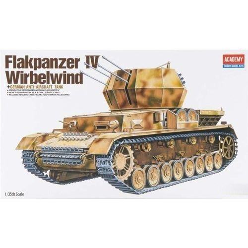 Flakpanzer IV Wirbelwind German