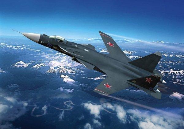 SU-47 (S-37) Berkut