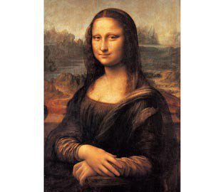 CLEMENTONI 1000 EL. Mona Lisa