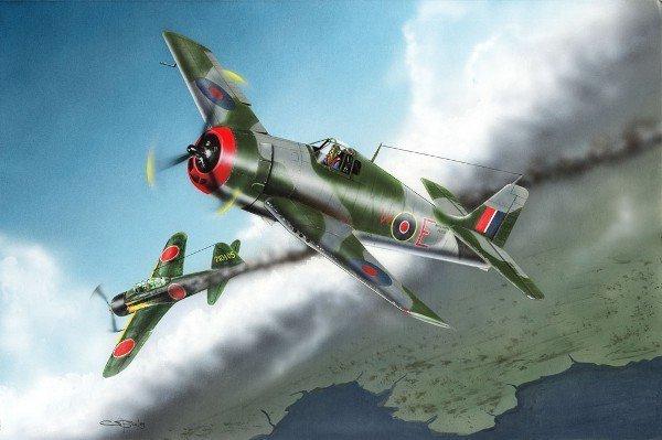 HOBBY B0SS Grumman Hellcat Mk.I British