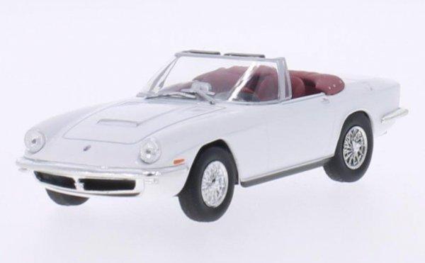 Maserati Mistral Spyder (white)