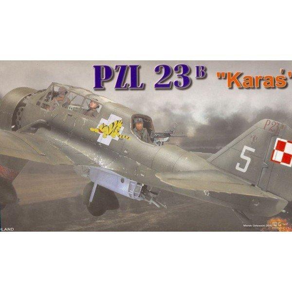 PLASTYK PZL P-23B Karaś