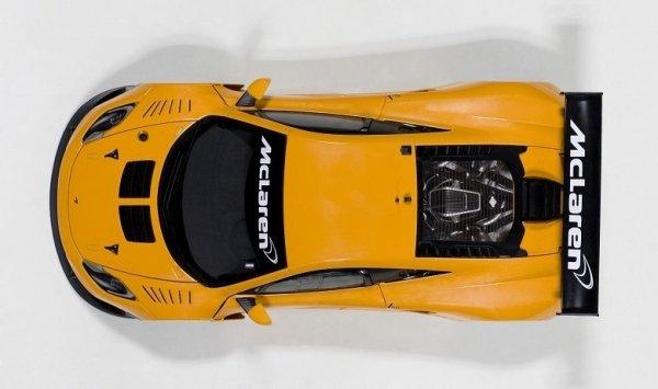 McLaren 12C GT3 Presentation