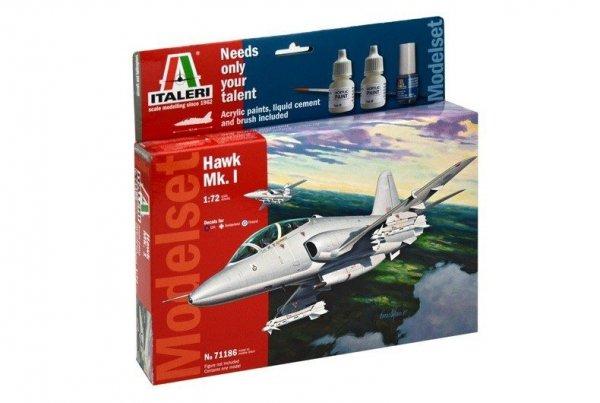 Model set home play Hawk Mk.1