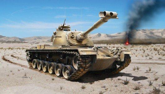 ITALERI M48 A2C