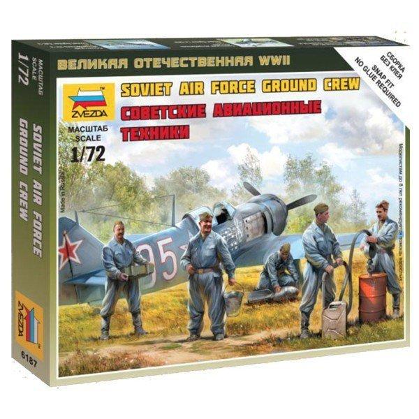 Soviet airforce Groud crew WWII