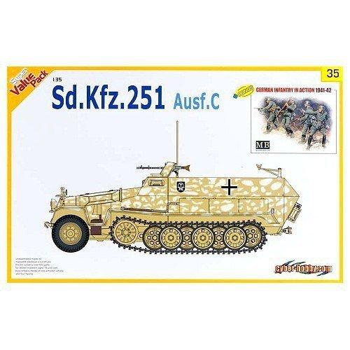 Sd.Kfz.251 Ausf.C Bonus Germany