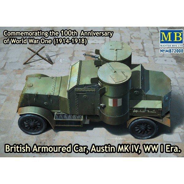 MB-British Armooured car , Austin mkIV