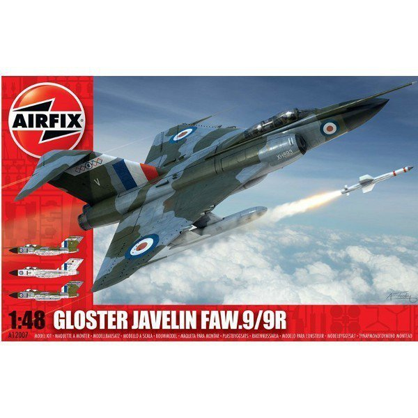 AIRFIX Gloster Javelin F aw.9/9R