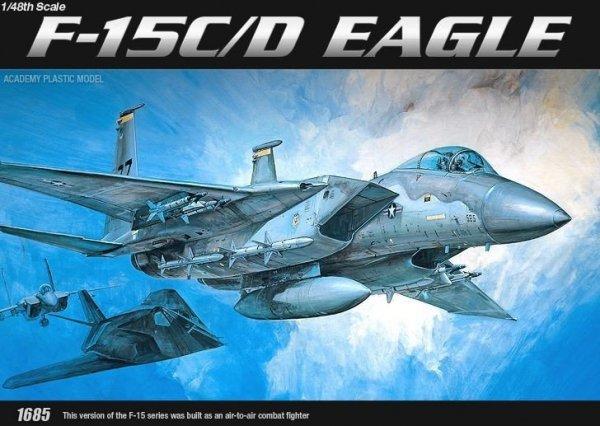 ACADEMY F-15 C/D Eagle