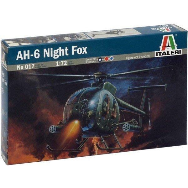 ITALERI AH-6 Night Fox