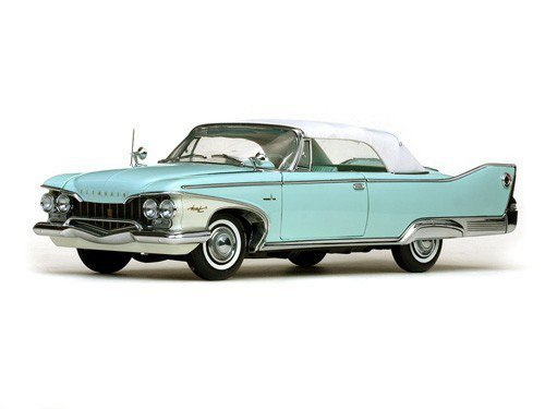 1960 Plymouth Fury Closed