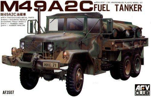 M49A2C Fuel tank