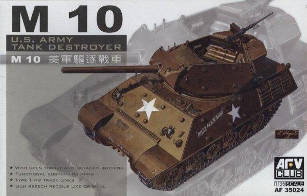 AFV M10 Tank