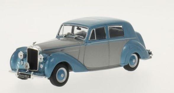 Bentley MK VI RHD 1950 (silver/metallic)