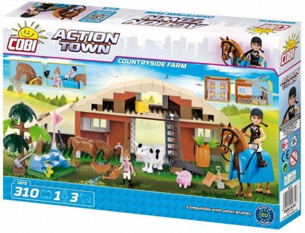 Klocki Action Town Na Wiejskiej Farmie