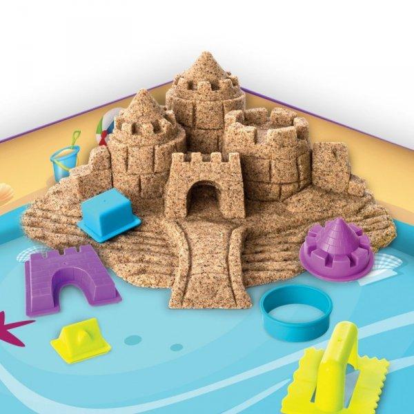 Piasek kinetyczny KINETIC SAND Zabawa na plaży