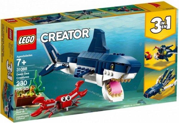 Klocki Creator 31088 Morskie stworzenia