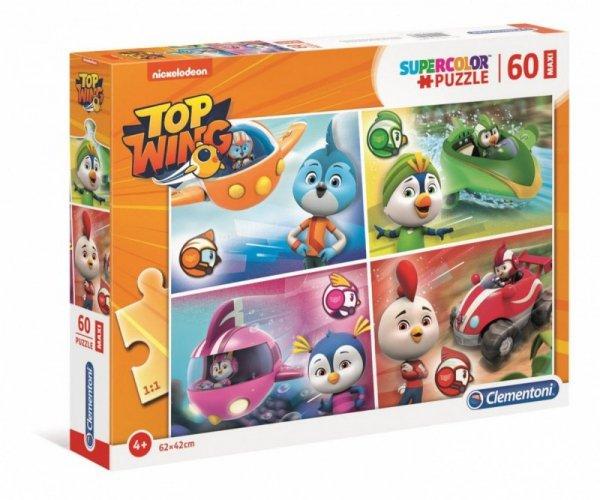 Puzzle 60 elementów Maxi Super Kolor Top Wing