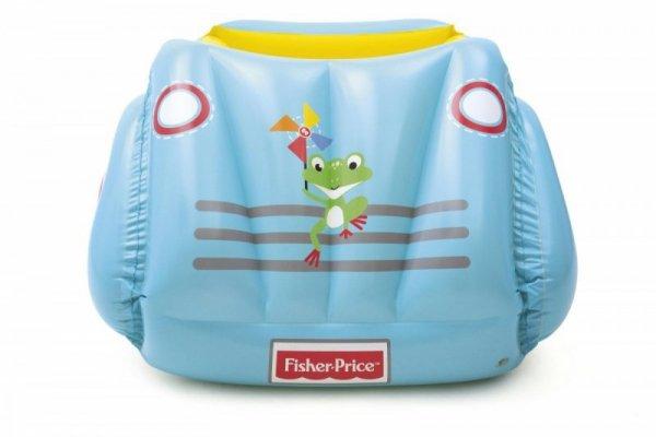 Dmuchany samochód Fisher Price z piłkami