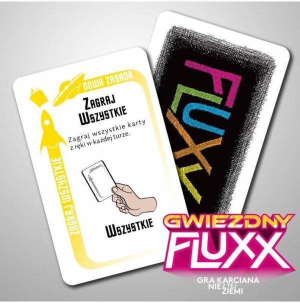 Gra Gwiezdny Fluxx