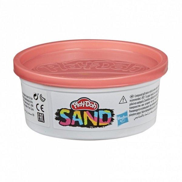 Piasek kinetyczny PlayDoh Sand Tuba pojedyncza Pink