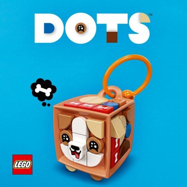 Klocki DOTS 41927 Zawieszka z psem