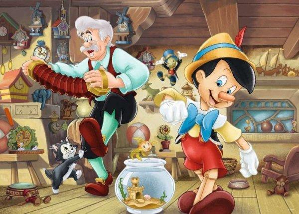Puzzle 1000 elementów Walt Disney Kolekcja
