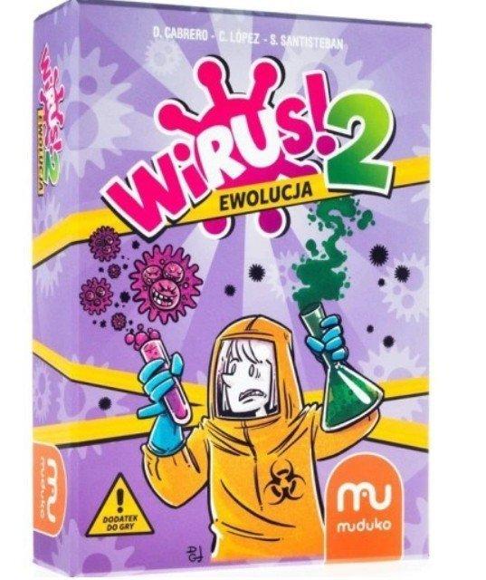 Gra Wirus 2 Ewolucja