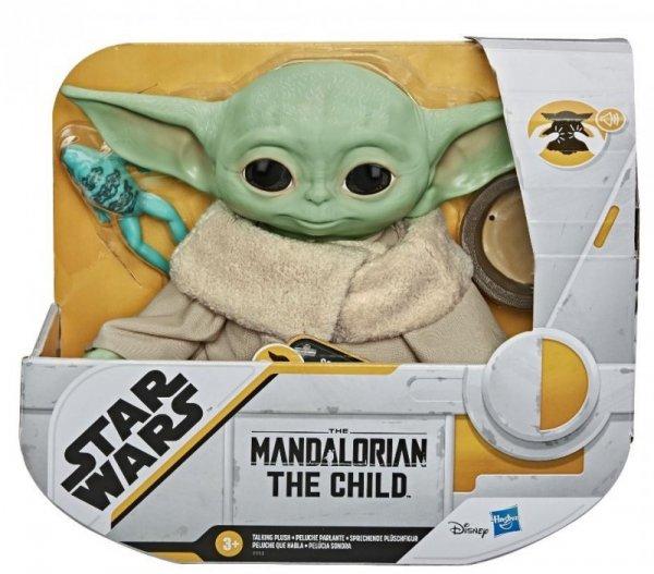 Figurka The Child Baby Yoda Plusz z Dzwiękiem