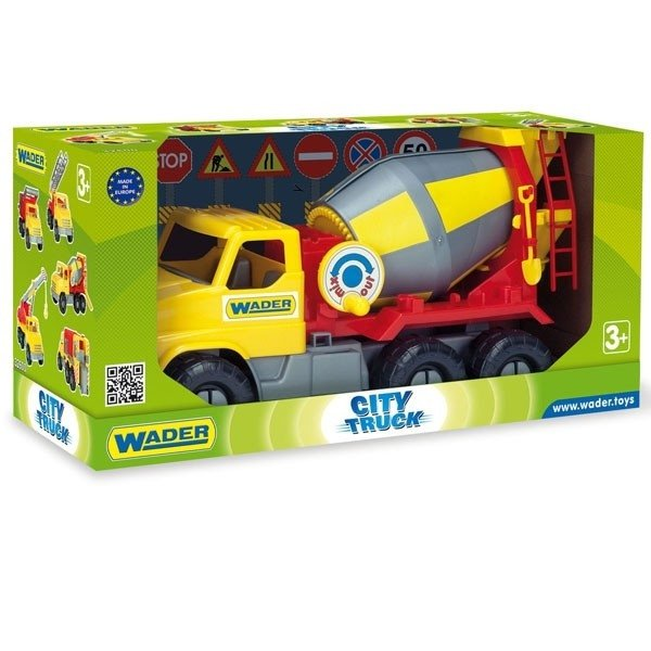 Pojazd City Truck Betoniarka