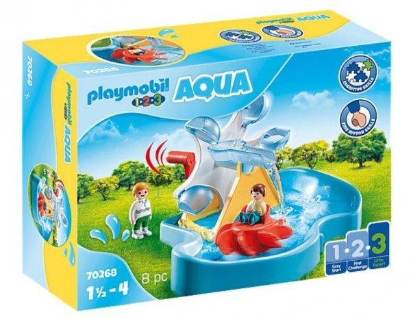Figurki 1.2.3 70268 AQUA Młyn wodny z karuzelą