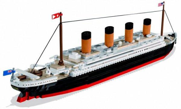 722 elementów RMS Titanic 1:450