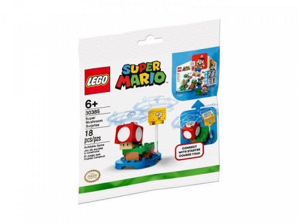 Klocki Super Mario 30385 Supergrzybowa niespodzianka