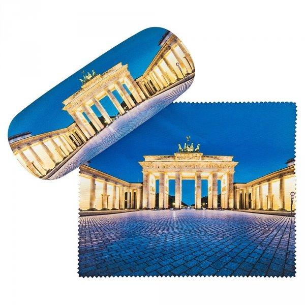Brama Brandenburska - etui na okulary Von Lilienfeld
