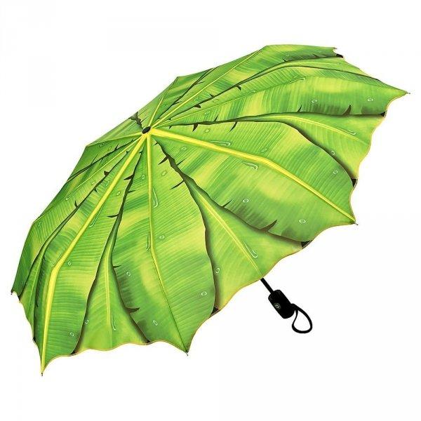 Liście bananowca - parasolka składana full-auto Von Lilienfeld