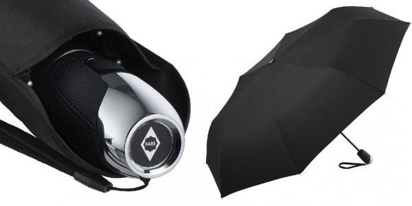 FARE®-Steel elegancki składany parasol męski
